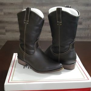 Pierre Dumas Cowboy Boots